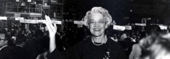 John Avlon Margaret Chase Smith