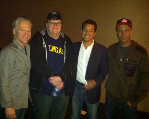 John Avlon Michael Moore, Tom Morello and Rep. Jane Harman – Real Time with Bill Maher