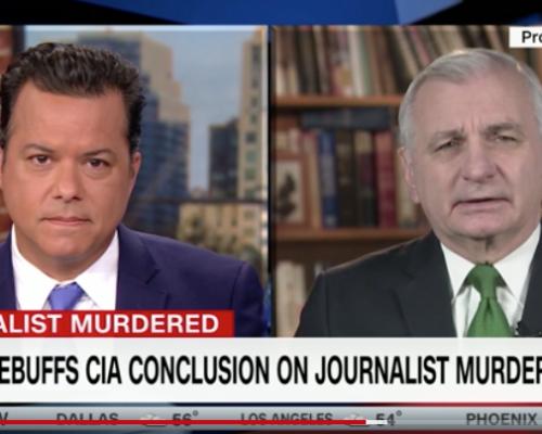 John Avlon Sen. Jack Reed: Trump lying about CIA report – New Day – CNN