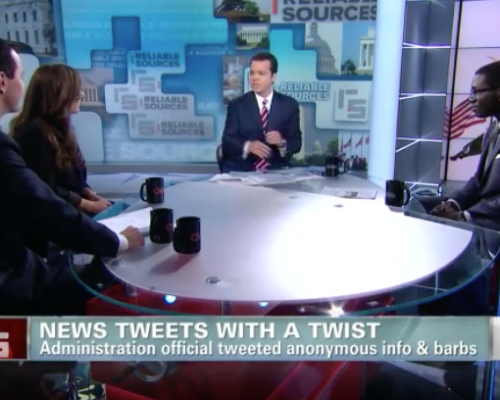 John Avlon News Tweets with a Twist – Reliable Sources – CNN