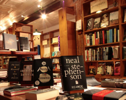 John Avlon Ode to the Independent Bookstore – The Daily Beast