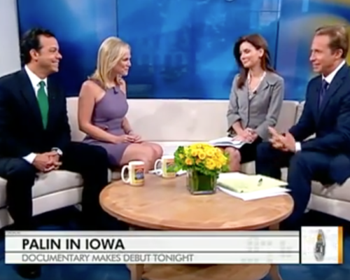 "John Avlon ""Palin Vs. Bachmann"" – CBS Early Show"