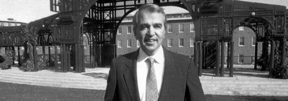 John Avlon Senator Paul Tsongas