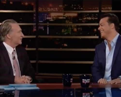 John Avlon Real Time with Bill Maher