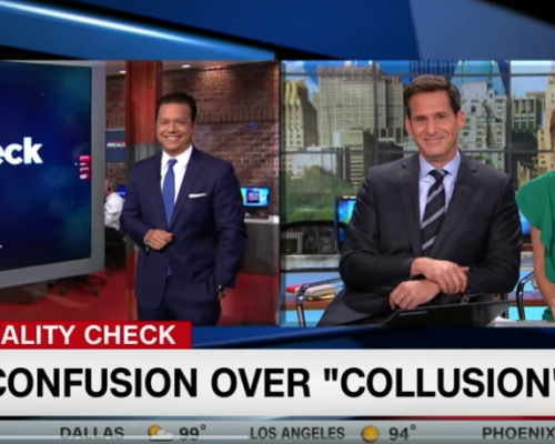 John Avlon John Avlon Clears Up the Confusion Over Collusion – Reality Check with John Avlon – CNN