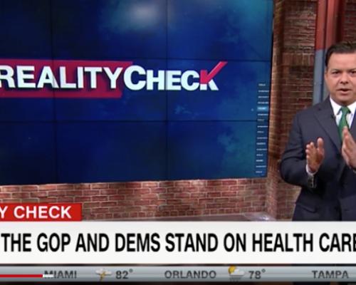 John Avlon The Health Care Wars Are Back On – CNN