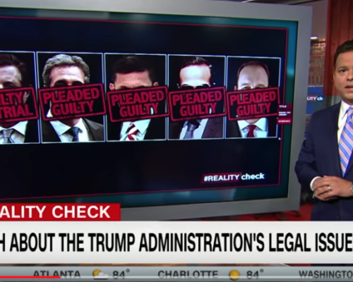 John Avlon Trump Administration Convictions Could Surpass Nixon – Reality Check with John Avlon – CNN