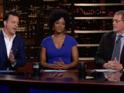 John Avlon Intergenerational Mission We Have to Un-f**k America – Real Time with Bill Maher