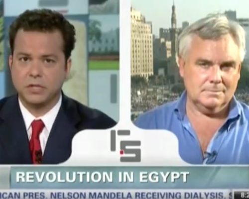 John Avlon Reporters Under Fire in Egypt – Reliable Sources – CNN