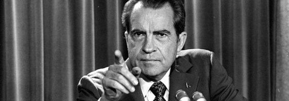 John Avlon Richard Nixon