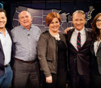 John Avlon Tom Steyer, Annabelle Gurwitch, Charles Murray and Christine Quinn – Real Time with Bill Maher
