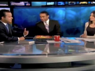 John Avlon Wingnuts – Book Tour Begins – CNN American Morning