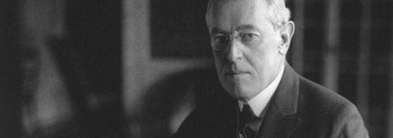 John Avlon Woodrow Wilson